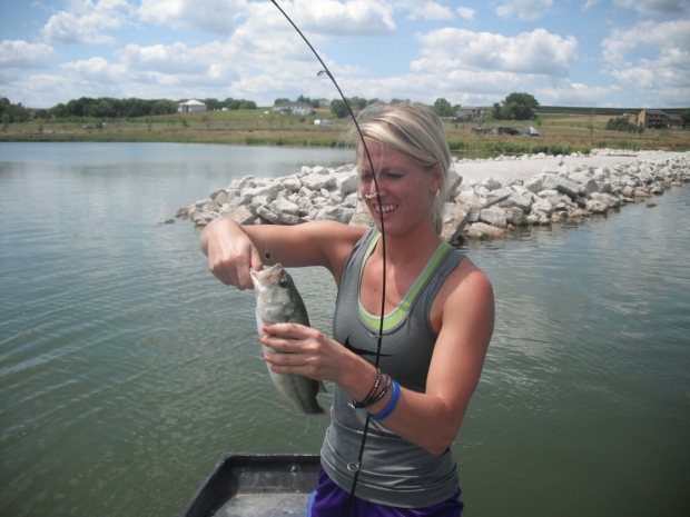 step van nebraska fishing report